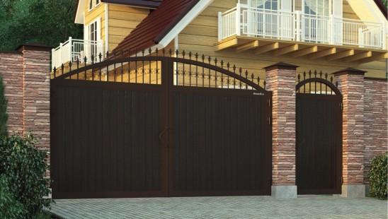 Что нужно знать про уличные ворота?