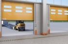 Скоростные ворота в Минске
