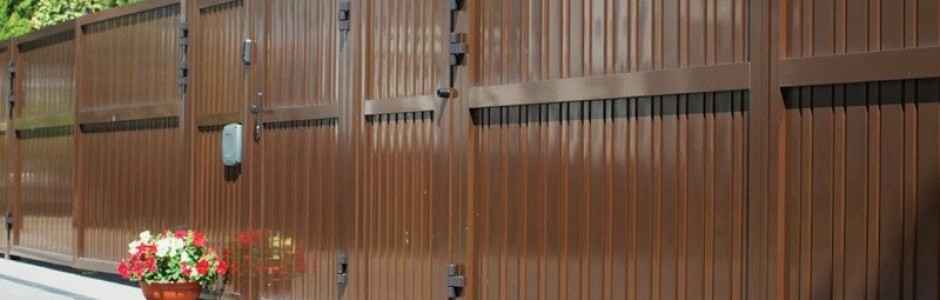 Забор Алютех